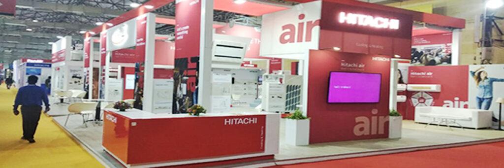 Read how We Enhanced Hitachi's Exhibition Experience